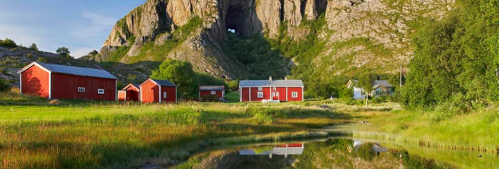 Bronnoysund to Trondheim · 7 days