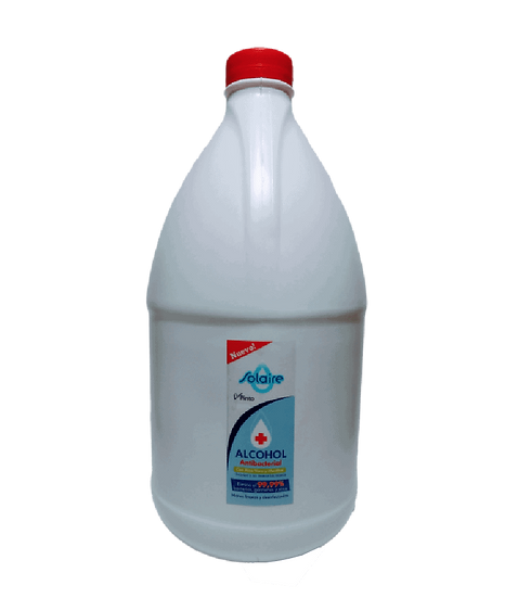 Alcohol Antibacterial Galón
