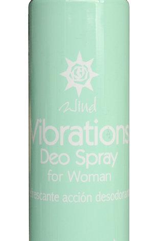 Desodorante Vibrations 150ml
