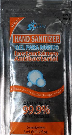 Gel Antibacterial Sachet 5ml