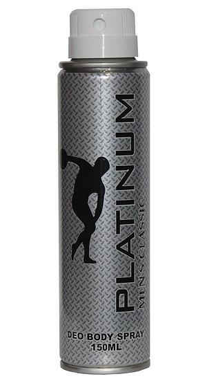 Desodorante Platinum 150ml
