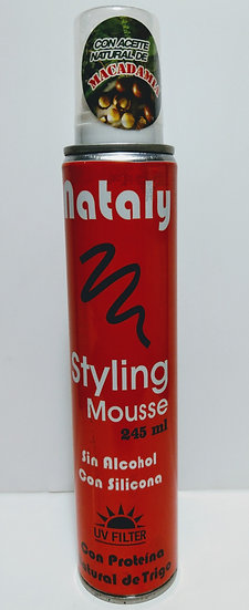 Styling Mousse Nataly 245ml