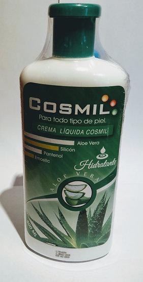 Crema Cosmil. Promo Cosmil Hidratante 500 + Humectante 220