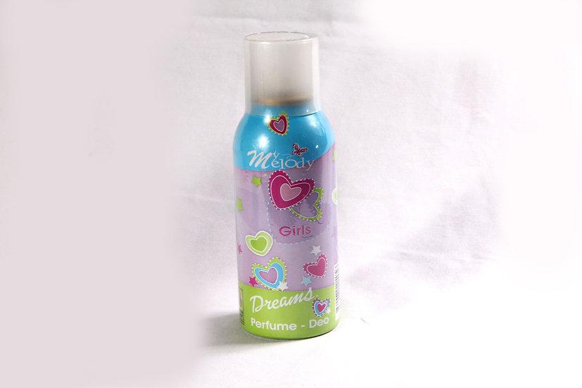 Desodorante Melody Girls Dreams 150ml