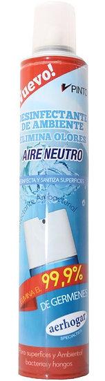 Desinfectante de Ambiente Aerhogar - Aire Neutro Aerhogar 300ml