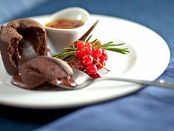 Melting Chocolate Fondant