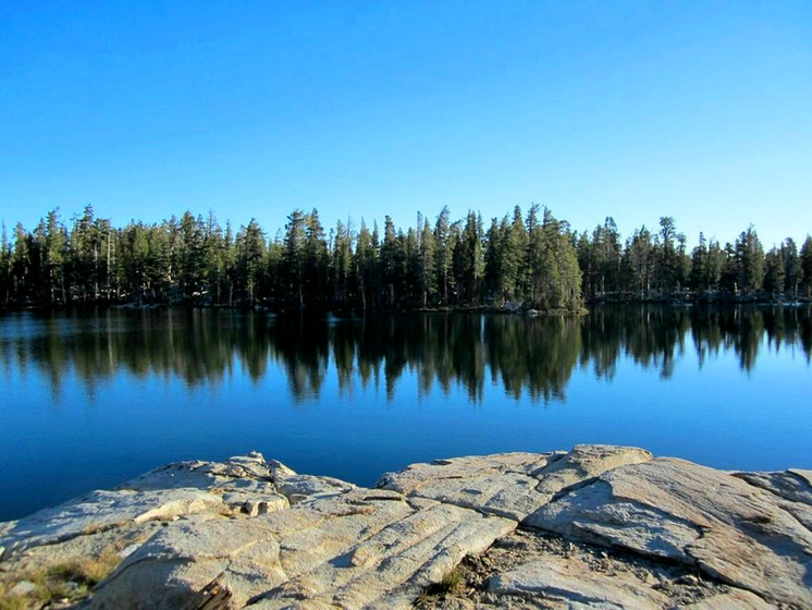 Buena Vista Lake at Dawn