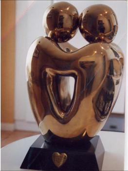 Mom's Sculpture Bronze