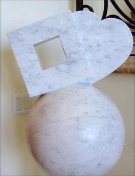 Circle of Love Marble