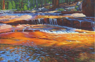 Dana Creek, Yosemite NP