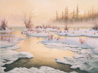 Winter Morning Mists
