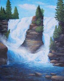 Kakabeka Falls-Spring