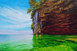 Apostle Island Palisade