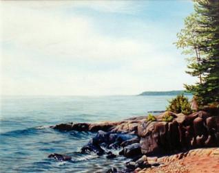 Cascade Shore II
