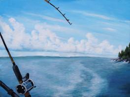 Off Dreadnaught Island (Black Bay)