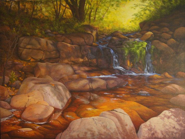 Sturgeon Bay Creek