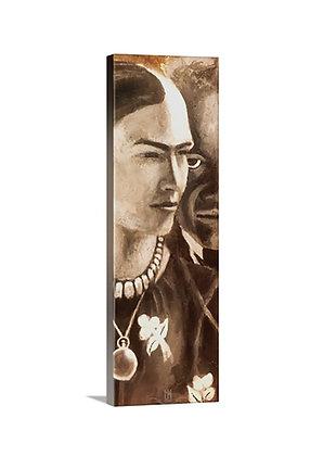 Frida and Diego // 12x36