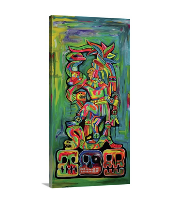 Maya Art // 10x20