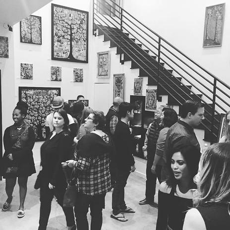Solo Exhibition Gallery de Fox Santa Ana