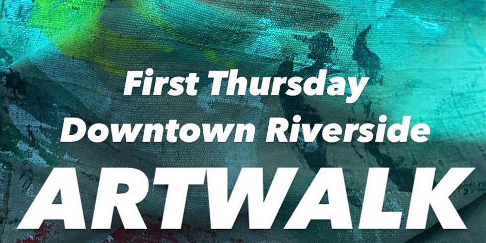 Downtown Riverside Artwalk