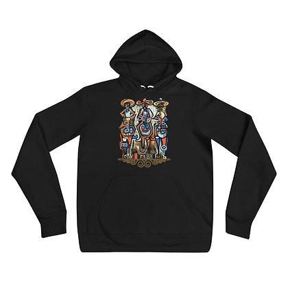 Outlaws Unisex hoodie