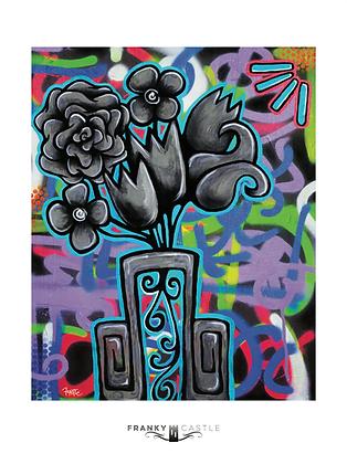 "Street Flowers // 11""x14"" Print"