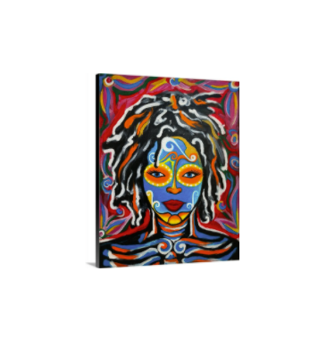Lauryn Hill Catrina // 16x20
