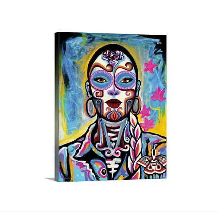 Sade // 16x20 Canvas