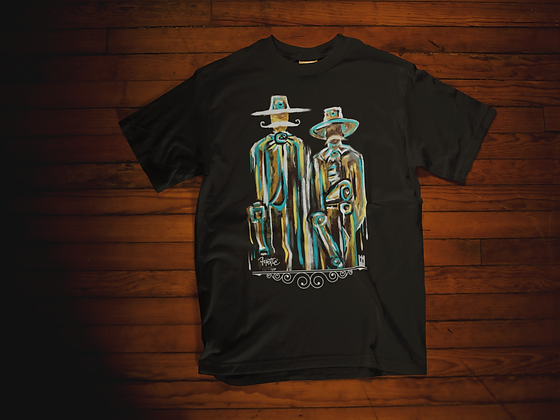Wyatt & Morgan Earp // T-Shirt
