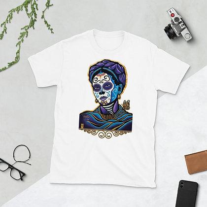 Butterfly Catrina - Short-Sleeve Unisex T-Shirt