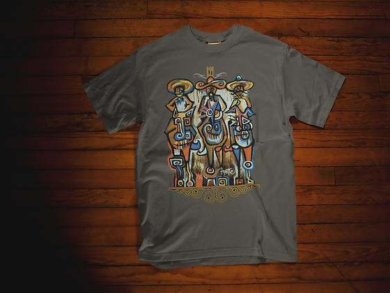 3 of 8 Outlaws // Get Up T-Shirt