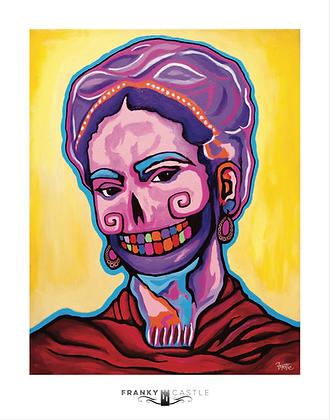 "Scary Frida // 11""x14"" Print"