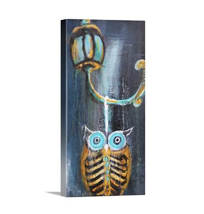Big Horn Owl // 10x20