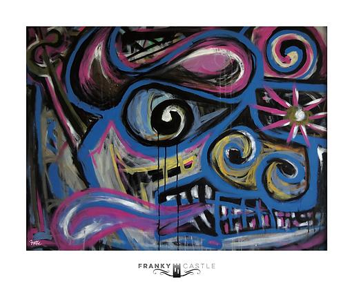 """Matador // 11""""x13.5"""" Print"""