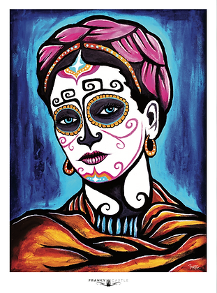 Catrina Frida // 11x15