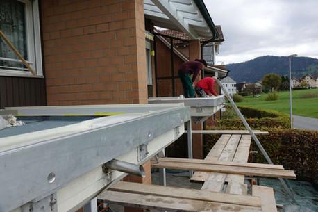 Balkonarbeiten - AteamA