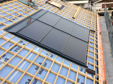 AteamA - Solaranlage