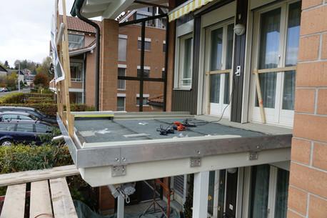 Balkonsanierung - AteamA