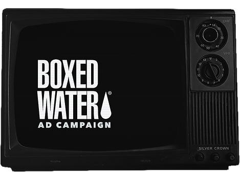Boxed Water Ad Campaign