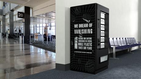 Airport Vending Machine