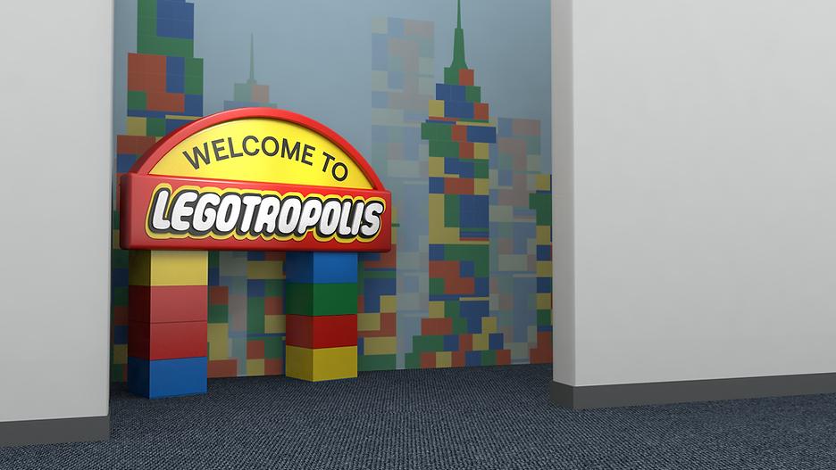 Legotropolis Entrance