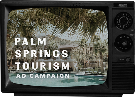 Palm Springs Ad Campaign