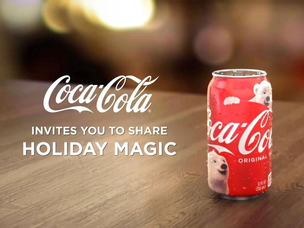 Coca Cola Holida AR