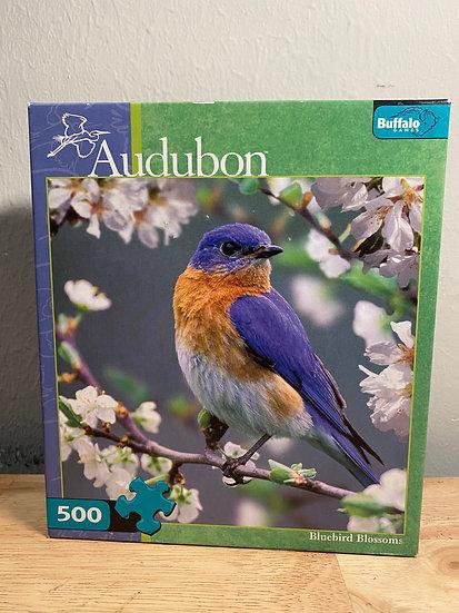 Puzzle - 500 piece Audubon (Buffalo games)