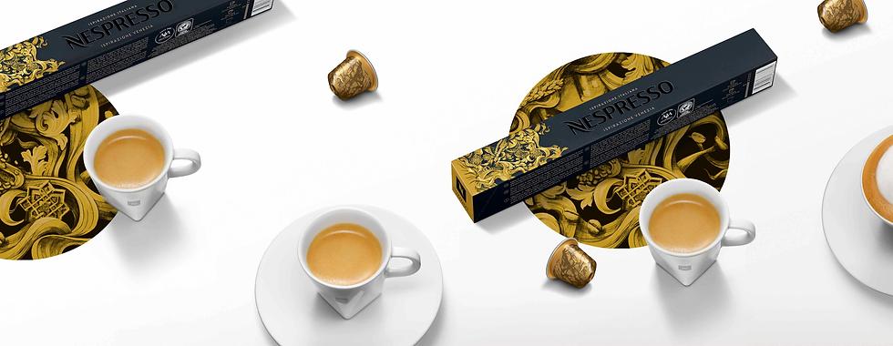 Nespresso Pods (Original)- Ispirazione Venzia