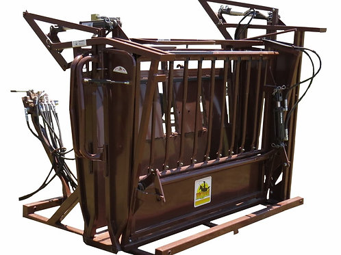 Hydraulic (HiQual) Calf Chute