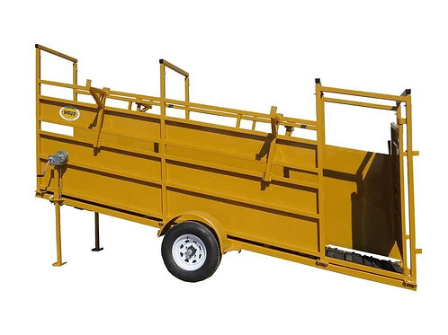 Sioux Steel Portable Loading Chute