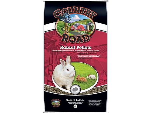 Country Road Rabbit Feed 50lb.