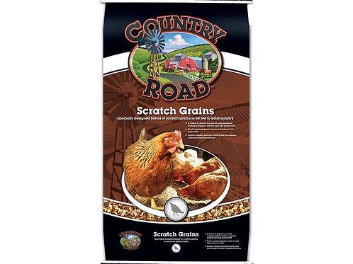 Country Road Scratch Grains Feed 50lb.