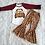 Thumbnail: Kids Fashion Syle Winter Fall Long Sleeve Outfit Girl Pumpkin Farm